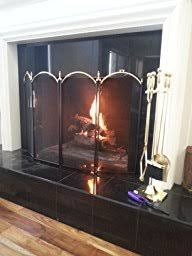 Baby Proof Fireplace Screen by 4 Panel Outdoor Large Gold Fireplace Screen Wrought Iron Black