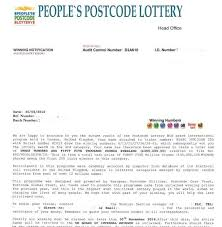 further u0027postcode lottery u0027 scam warning after redcar man was told