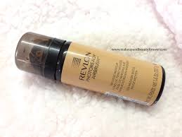 revlon photoready airbrush mousse makeup foundation review price