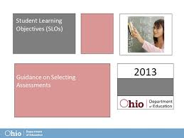 student learning objective overview carolyn everidge frey