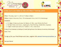 birthday party invitations email alanarasbach com