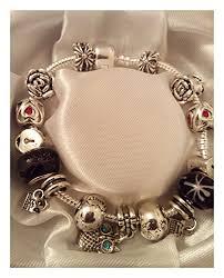 bracelet luxury charms images Luxury bracelet pour femme mod le family avec charms longueur jpg