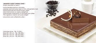 wedding cake jakarta harga cake dapur cokelat