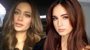 hairstyle ph 10 celebrities who will inspire you to get your hair colored