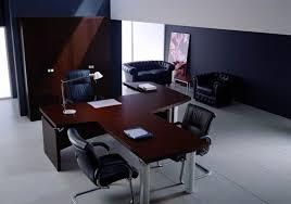 T Shape Desk Modern T Shape Office Desk For Executive Class Home Interior