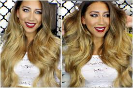 hair extensions styles how i style my hair extensions effortless volume