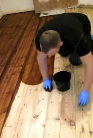 Hardwood Floor Gun Best 25 Diy Hardwood Floor Ideas On Pinterest Wide Plank