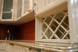 how to build a wine rack in a cabinet how to make a wine rack for a small cabinet home guides sf gate