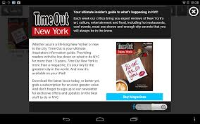 New York Magazine Home Design Issue Time Out New York Magazine Android Apps On Google Play