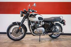 new 2017 triumph bonneville t120 motorcycles in brea ca