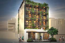 Nightingale Melbourne Housing Project Breathe Architecture - Sustainable apartment design