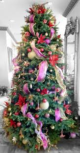 309 best christmas tree images on pinterest xmas trees