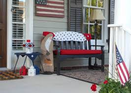 front porch bench christmas decorations all you need to know