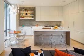 kitchen decorative modern kitchen open shelves shelving4 modern