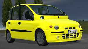 fiat multipla wallpaper fiat multipla i 1 9 jtd drive links racer free game youtube