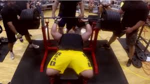 Bench Press Raw Record Jeremy Hoornstra King Of The Bench Press Muscle U0026 Fitness
