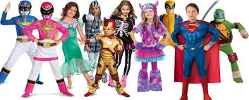 Halloween Costumes Kids Trick Treating Safety Tips Happy Halloween