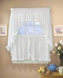 Cape Cod Curtains Classic Cape Cod Tier Curtain Curtain Bath Outlet