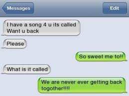 35 Hilarious Funny Texts Messages - 35 hilarious texts to ex that will make your week i was down
