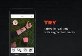 inkhunter the best mobile app for trying on virtual tattoos