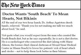 south beach diet does it really work