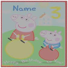 birthday cards inspirational peppa pig birthday cards to print