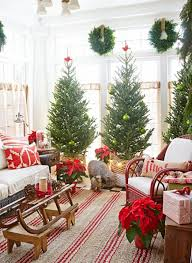 living rooms decorated for christmas 25 beautiful christmas living rooms midwest living
