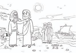 jesus casts out evil spirits bible app for kids story demons