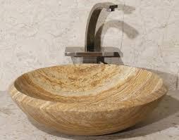 Bathroom Sink Stone Stone Bathroom Sinks Stone Vessel Sinks U2013 Rustic Sinks