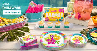 luau party supplies luau party supplies hawaiian luau decorations party city