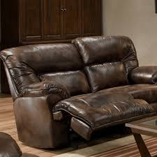 Leather Rocker Recliner Furniture Provide Extreme Comfort With Rocking Reclining Loveseat
