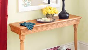 Lowes Sofa Table Space Saving Entry Table