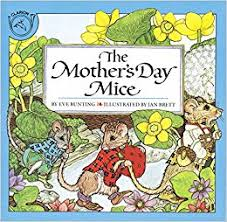 mothers day books the s day mice bunting jan brett 0046442197021