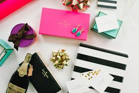 holiday gift ideas from kate spade new york glitter guide