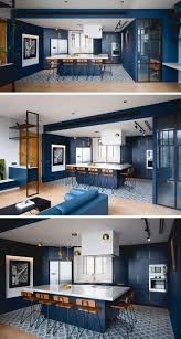 Interior Design Kitchen Living Room by Best 25 Blue Walls Kitchen Ideas On Pinterest Blue Wall Colors