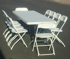 tables and chair rentals table chair rentals rancho party rentals