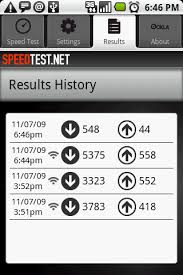 mobile speed test android speedtest net launches android application android and me