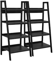 how to use ladder shelves to make your home attractive fooyoh