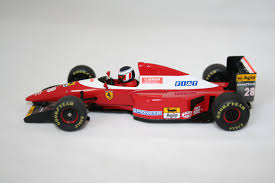 1993 ferrari hart motorsport ferrari f93a g berger 1993