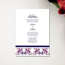 islamic wedding card cheap muslim wedding invitation cards uk yaseen for