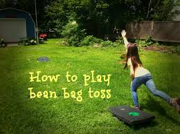 how to play beanbag toss frugal upstate