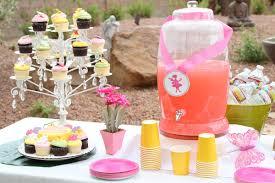 fairy tea party birthday ideas home party ideas