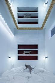 a small modern apartment design for a pole dancer in prague wow