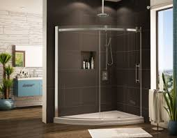 shower showers for small bathrooms wonderful 5 foot shower stall