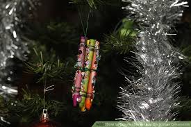 3 ways to create ornaments wikihow