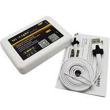 led strip lights wifi controller led strip light rgb 5050 dc 12v 4pcs 4 zone controller led remote