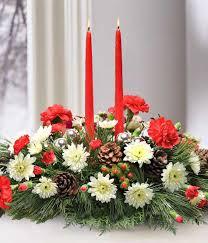 festive christmas centerpiece traditional style nanz u0026 kraft
