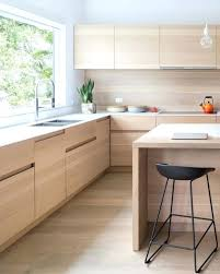 Price Of Kitchen Cabinet Design Kitchen Cabinet A Modern House That Fits Into The