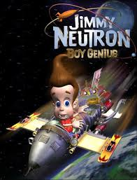 adventures jimmy neutron boy genius tv series 2002