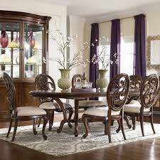 american drew dining table drew jessica mcclintock couture 7 pc dining table set intended for